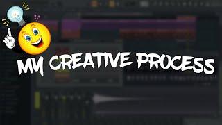 🔥🔥MY CREATIVE PROCESS 🤯💡