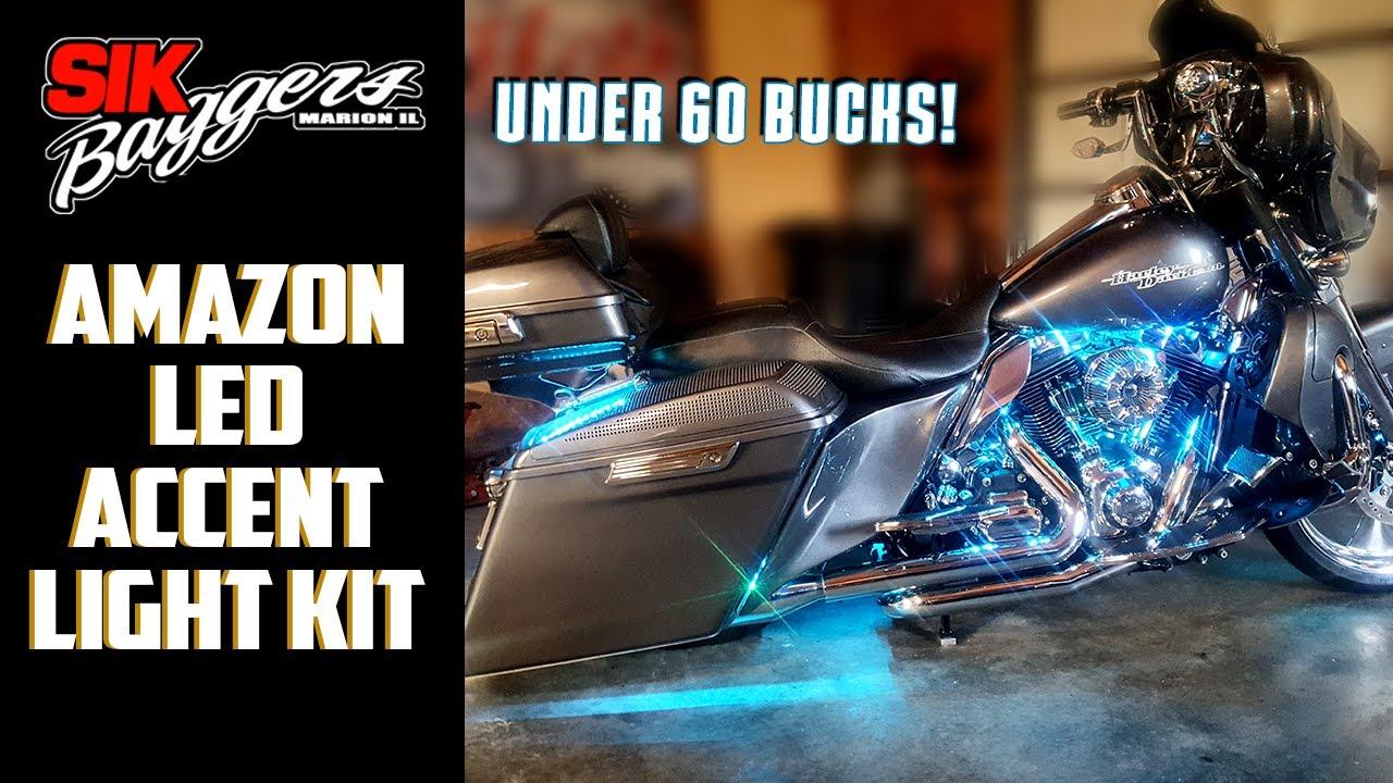harleydavidson haleyledlights motorcycleledlights [ 1280 x 720 Pixel ]