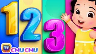 ஒன்று, இரண்டு, மூன்று எண்கள் பாடல் (123 Numbers Song) - ChuChu TV Tamil Rhymes