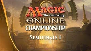 2017-18 Magic Online Championship (Modern) Semifinals 1