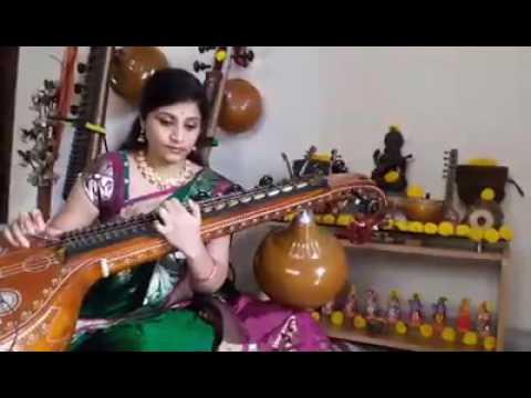 Devotional songs by veena srivani $S$