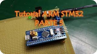 Tutorial STM32 Cortex M3 Parte 5   Pisca Led