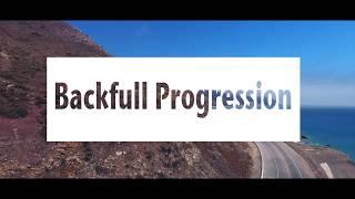 Standing Back Full Progression  3 Days 