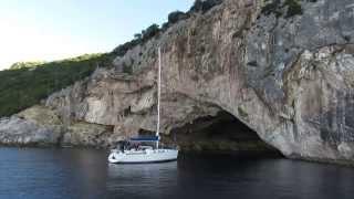Един ден около Лефкада(Йонийска флотилия с Вятър и Вода, 2013., 2013-10-23T17:26:46.000Z)