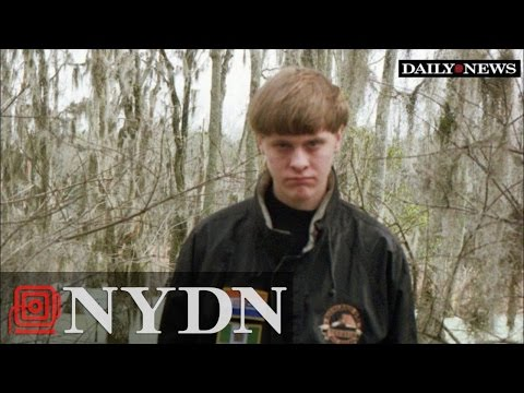 Charleston Shooter ID'd as Dylann Storm Roof