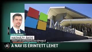 A NAV is érintett lehet a Microsoft vesztegetési ügyében 19-08-02