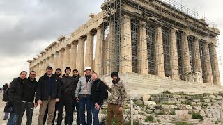Live from the Parthenon