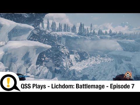 Lichdom: Battlemage - QSS Plays: Episode 8  