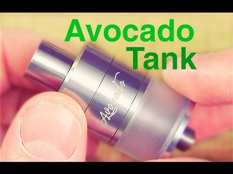 Vaping: The Avocado Tank!