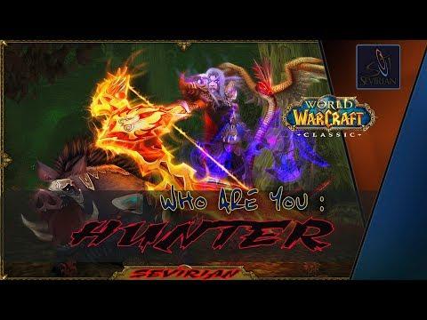 WoW Classic Hunter Кто ты Охотник? Гайд