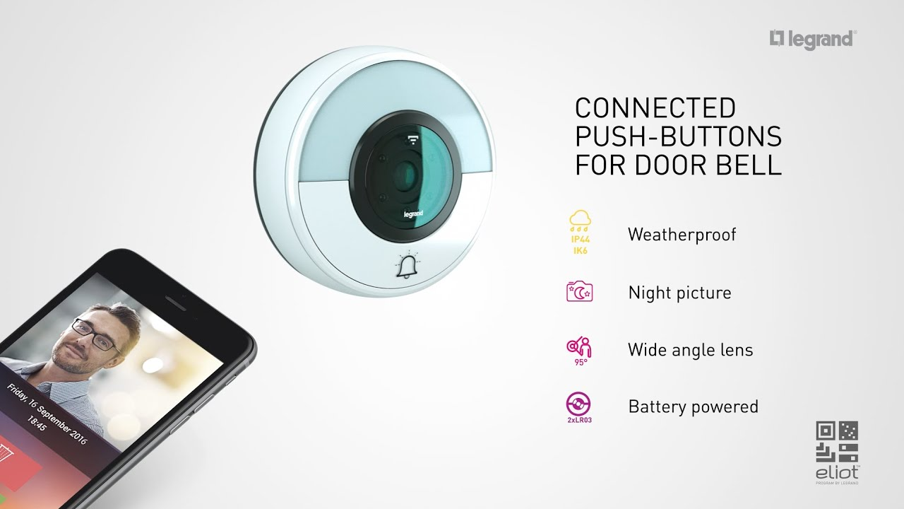 legrand connected doorbell youtube rh youtube com Miro Wiring Diagrams Le Grand Wiring-Diagram Dnd