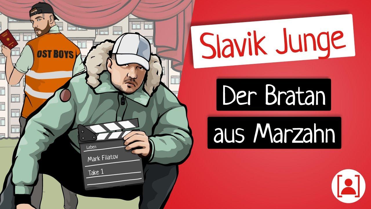 Bevor Slavik Junge berühmt wurde… | KURZBIOGRAPHIE