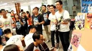 CLUB FESTIVAL 2015 | Ngôi Nhà Hạnh Phúc, Để Em Rời Xa, Suy Nghĩ Trong Anh - FU Guitar Club
