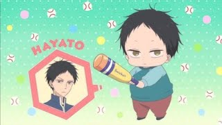 When you HATE  your Nii- Chan but you really love him