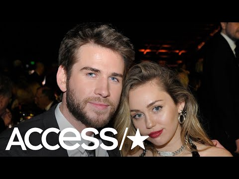 Liam Hemsworth Got Emotional When Wife Miley Cyrus Chose To Take His Last Name | Access Mp3