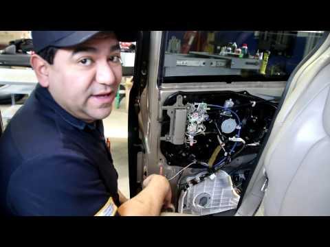 2007 Toyota Sienna Sliding Door Repair