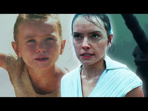 Rey's Parents & REAL Last Name Revealed In Star Wars: The Rise Of Skywalker