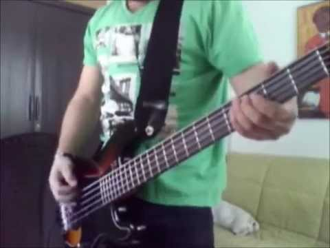Breathe Life | Killswitch Engage Bass Cover