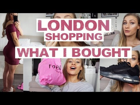 WHAT I BOUGHT IN LONDON | Special Deliveries & Meeting You guys!