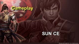 dynasty warriors 8 xl ps4 sun ce gameplay ultimate difficulty