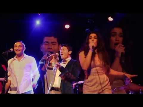 Son By Four- A Puro Dolor(Salsa)- Christie Prades and Jose Sepulveda