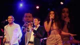 Son By Four- A Puro Dolor(Salsa)- Christie Prades and Jose Sepulveda