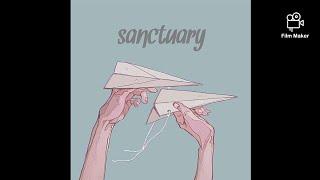SANCTUARY- JOJI | song cover with lyrics