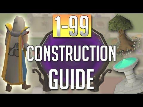 [OSRS] In-Depth 1-99 CONSTRUCTION Guide (2018 Best Methods)
