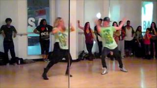 Keri Hilson - The Way You Love Me Choreography by: Dejan Tubic