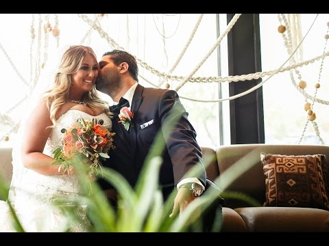 Julie and Pooyan's Wedding Video The Ace Hotel (20 min Version)