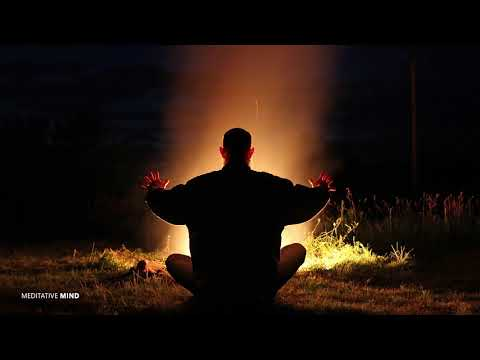 SHAMANIC DRUMS + DEEP TRANCE HUMMING MEDITATION ❯ Shamanic Meditation Music for Stress Relief