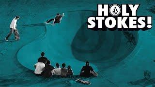 Volcoms Holy Stokes! Trailer