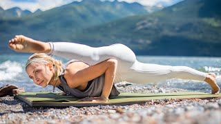 Intermediate Yoga | Perfect Yoga Class To Help You Guide Your Practice To Its Next Level