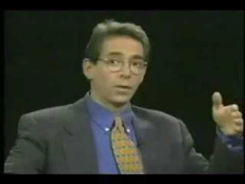 Gavin de Becker Interviewed by Charlie Rose - Part 1