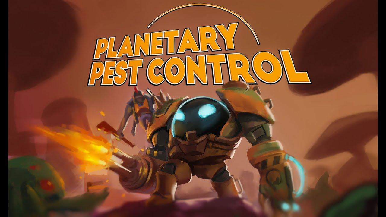 Planetary Pest Control - Trailer - YouTube