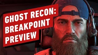 Ghost Recon: Breakpoint - 10 Similarities and Differences to Wildlands