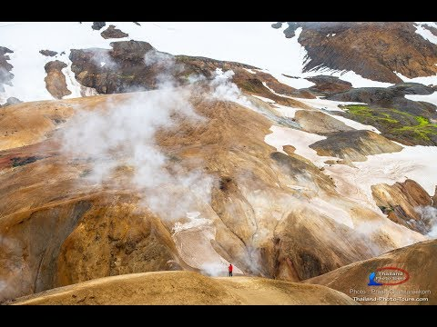 Iceland Summer มหัศจรรย์ไอซ์แลนด์ 3-19 กรกฎาคม 26561