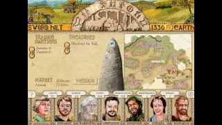Let's Play King of Dragon Pass 01: Introduction, Clan Creation and 1330