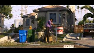 Grand Theft Auto GTA V Official Trailer With System Requirements