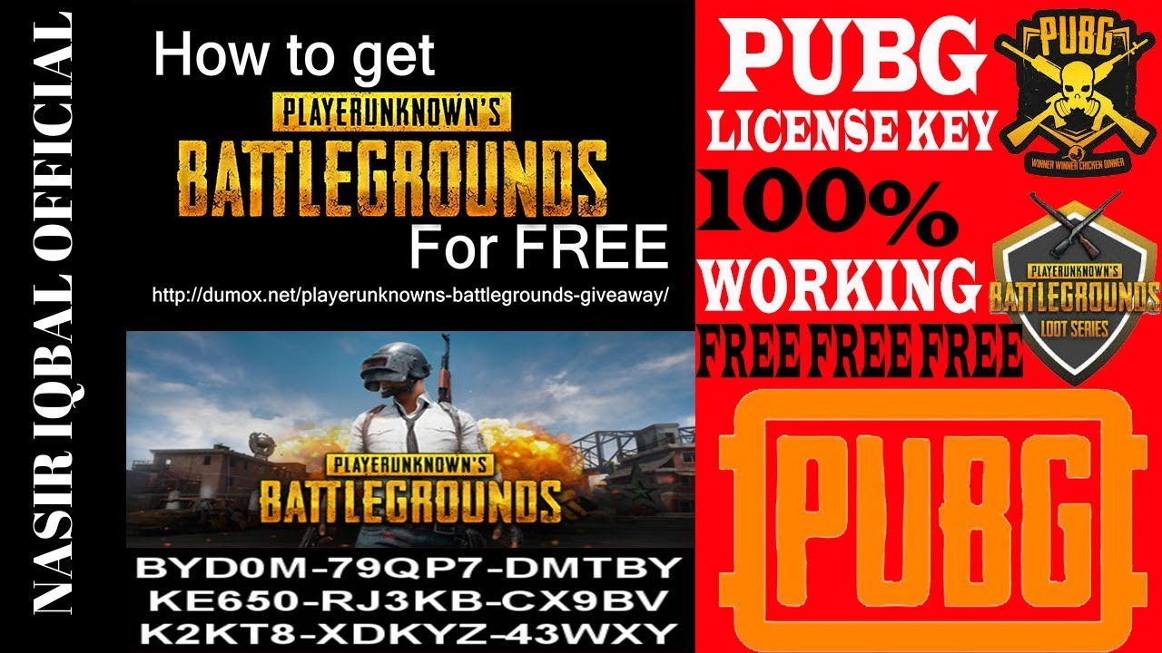 playerunknowns battlegrounds activation key gratis