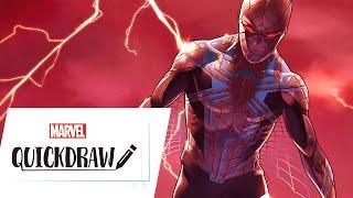 Скачать Spider Man Art By Jamal Campbell