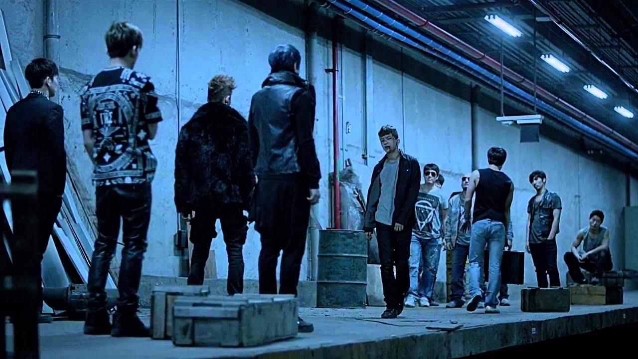 Download B.A.P - One Shot MV 1080p