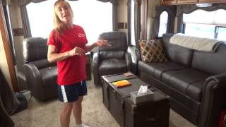 Gone NoMad: Season 1 Episode 5 - Tour our camper - Full Time RV