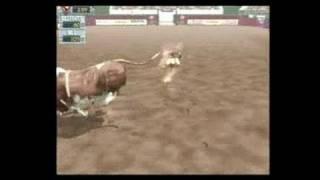 Professional Bull Rider 2 PC Games Gameplay_2000_09_21_1