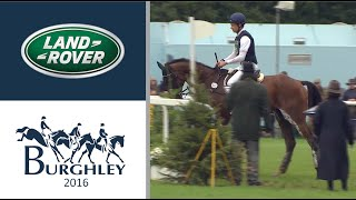 Day 3 - Christopher Burton Cross Country Round 2016 RiderCam