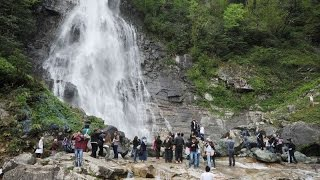 Mencuna Waterfalls Turkey , Մանչունա Մենչունա  Արդվին Թուրքիա  , Водопад Менчуна  Хопа , Артвин