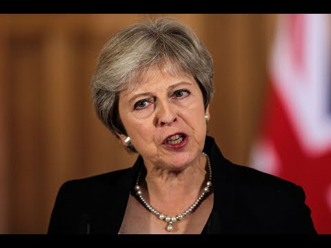 Theresa May holds press conference after EU leaders reject changes to Brexit deal | ITV News