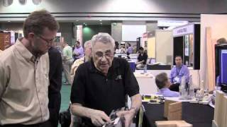 General Tools Mortise & Tenon Jig - International Woodworking Fair 2010