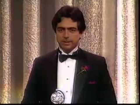 Joe Mantegna wins 1984 Tony Award for Best Featured Actor in a Play