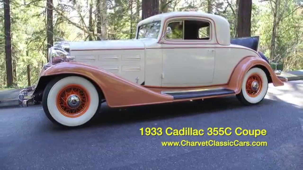 1933 cadillac for sale